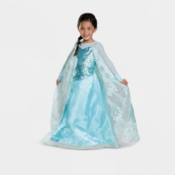 Girls' Frozen Elsa Deluxe Exclusive Halloween Costume