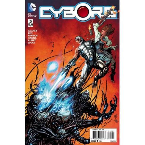 DC Cyborg #3 Comic Book - image 1 of 1