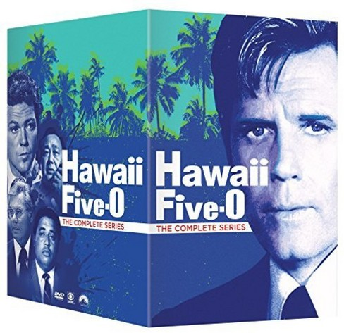 Hawaii Five O:Complete Series (DVD) - image 1 of 1