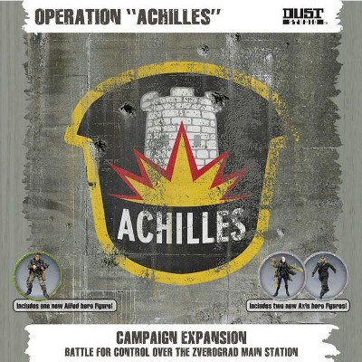 Operation Achilles - Campaign Expansion (Standard Edition) Board Game