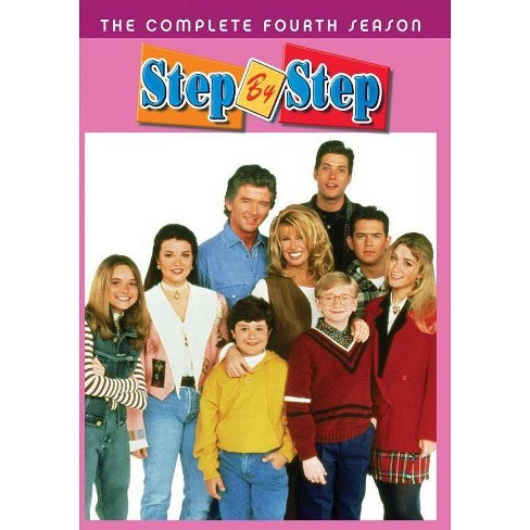 Step By Step: The Complete Fourth Season (DVD) - image 1 of 1
