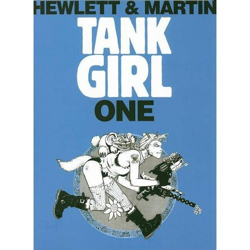 Tank Girl 1 (Remastered Edition) - by  Alan C Martin (Paperback) - image 1 of 1