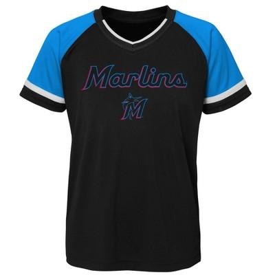 MLB Miami Marlins Boys' Pullover Jersey