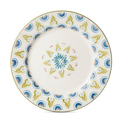 Chloe Print Salad Plates - 8.5 x8.5  Set of 4