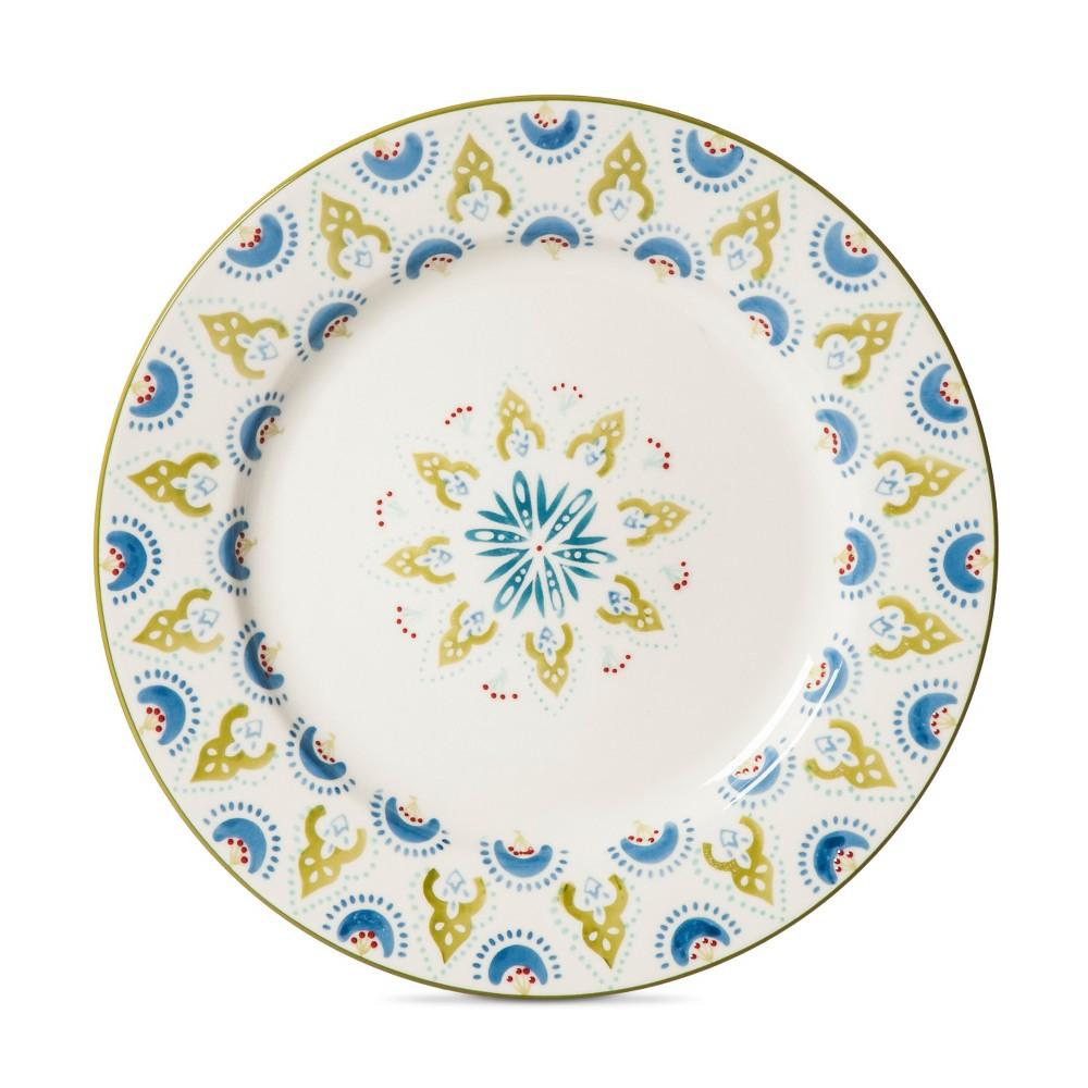 Chloe Print Salad Plates - 8.5