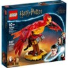 LEGO Harry Potter Fawkes, Dumbledore's Phoenix 76394 597pc Building Kit - image 3 of 4