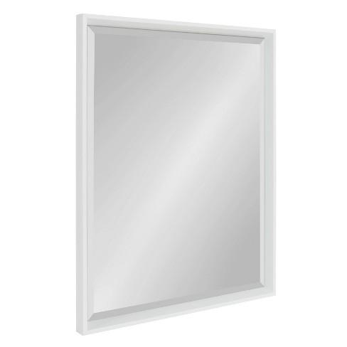 24 X 30 Calter Framed Wall Mirror, Mirror Framed Mirror Target