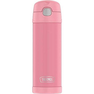 Thermos Funtainer 16 Ounce Bottle, Pink