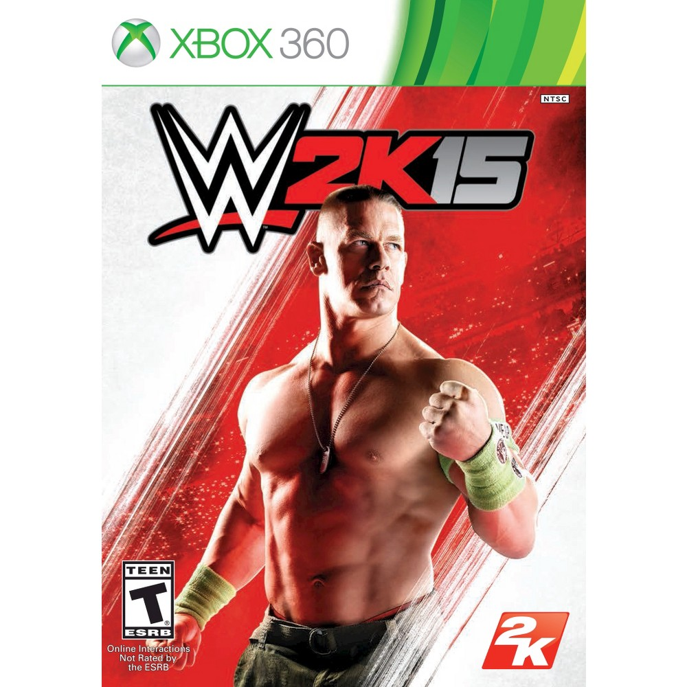 Wwe 2K15 Xbox 360, Video Games The next generation of Wwe video games has arrived! Wwe 2K15 will usher in a new era of Wwe video games and deliver the gaming experience that fans have sought for generations!