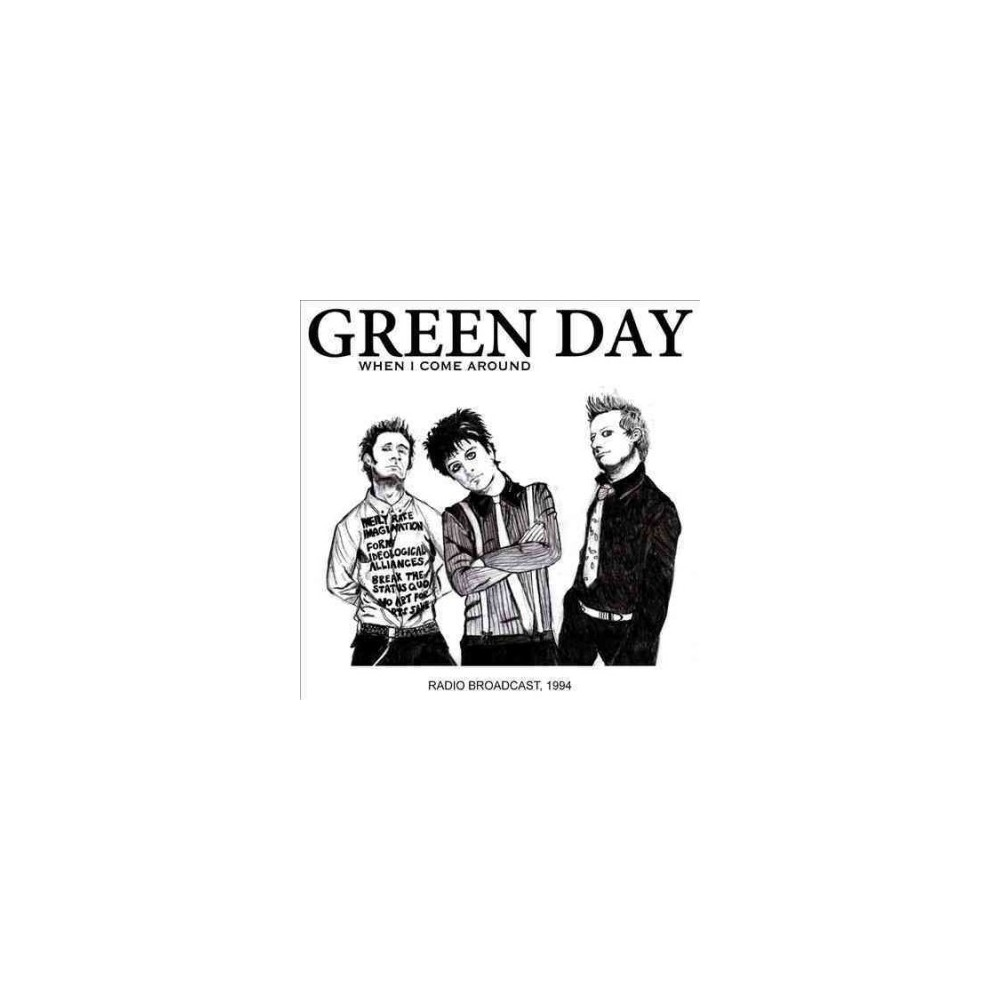 Green Day - When I Come Around (CD)