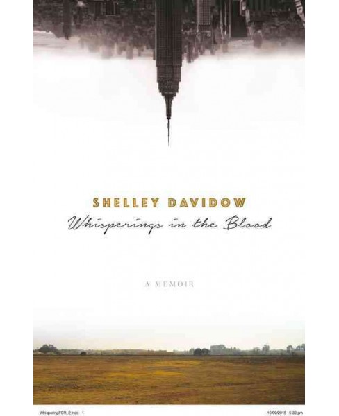 Whisperings in the Blood (Paperback) (Shelley Davidow) - image 1 of 1