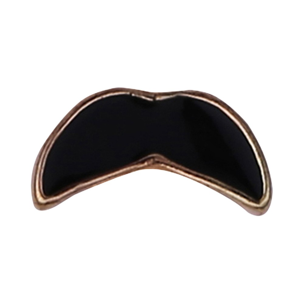 iPops Single Pack Mustache Fitbit/Apple Watch Band Charm, Multi-Colored The iPops Mustache Watch Band Charm for your Fitbit or Apple Watch will add a personalized touch to your look. A fun way to set your fitness tracker apart from all the rest. Color: Multi-Colored. Age Group: Adult.