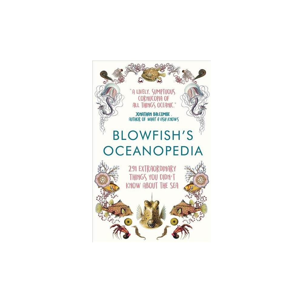 Blowfish's Oceanopedia : 291 Extraordinary Things You Didn't Know About the Sea - Reprint (Paperback)