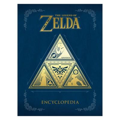 Legend of Zelda Encyclopedia (Hardcover)(Nintendo)