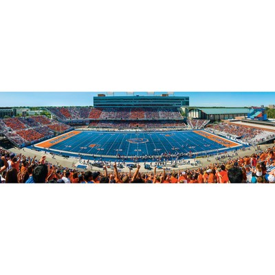NCAA Boise State Broncos 1000pc Panoramic Puzzle