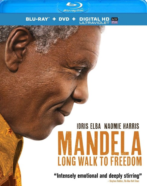 Mandela:Long Walk To Freedom (Bd/Dvd (Blu-ray) - image 1 of 1