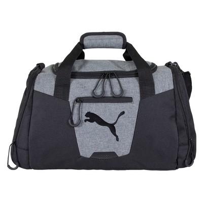 Puma 19  Conversion Duffel Bag - Heather Gray