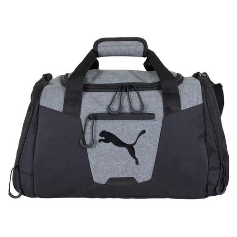 "Puma 19"" Conversion Duffel Bag - Heather Gray - image 1 of 4"