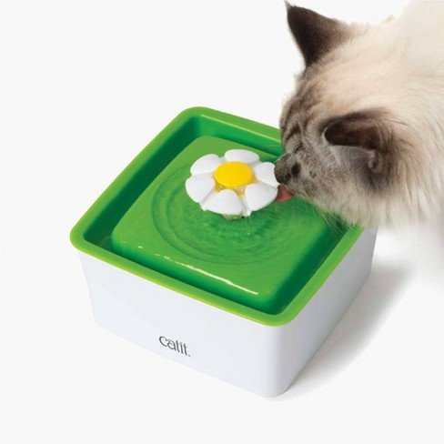 Catit Flower Fountain Mini for Cat - image 1 of 2
