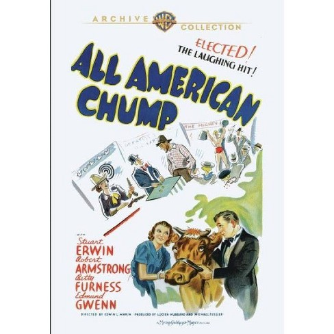 All-American Chump (DVD) - image 1 of 1
