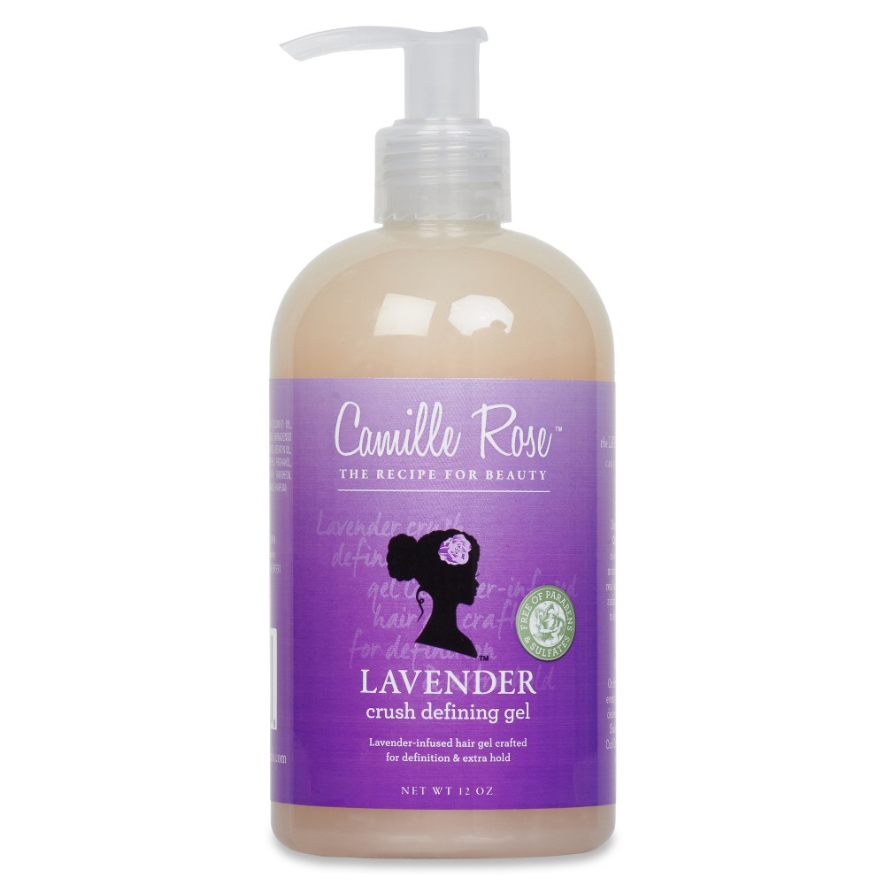 Image of Camille Rose Lavender Crush Defining Gel - 12oz