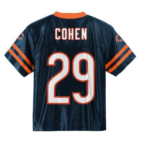 more photos 7a0ab 0cc2d NFL Chicago Bears Toddler Boys' Cohen Tarik Jersey - 3T