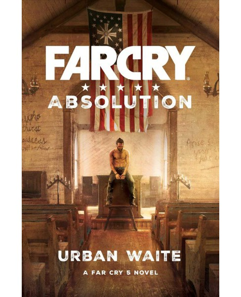 Far Cry Absolution (Hardcover) (Urban Waite) - image 1 of 1