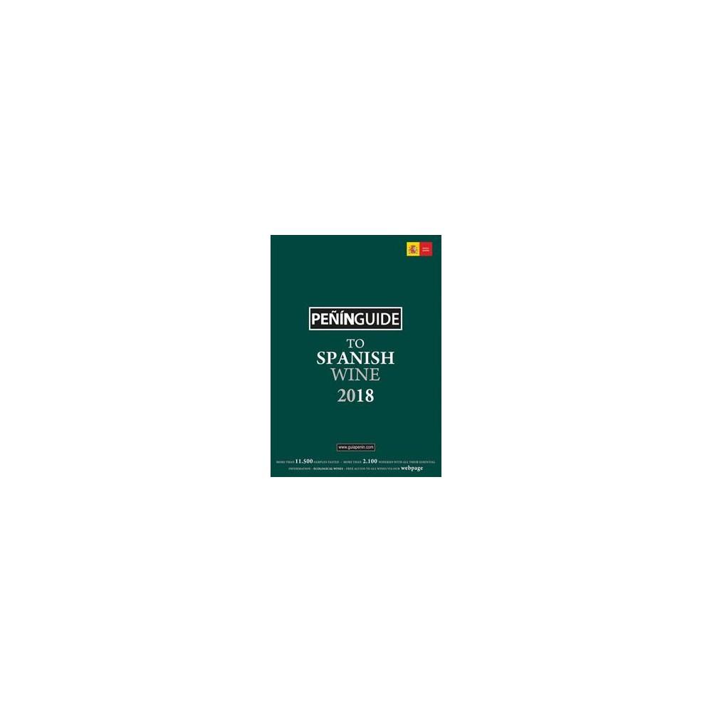 Peñín Guide to Spanish Wine 2018 (Paperback) (Javier Luengo & Carlos Gonzalez)
