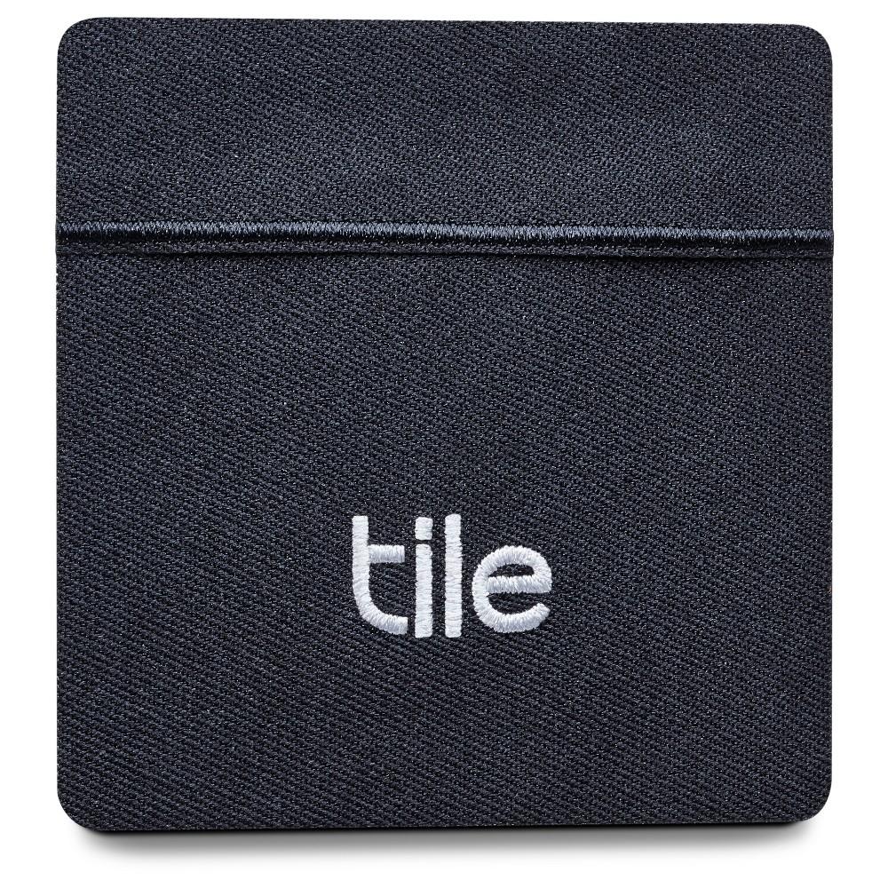 Tile Mate Pocket - Black (AC -Qpkt)