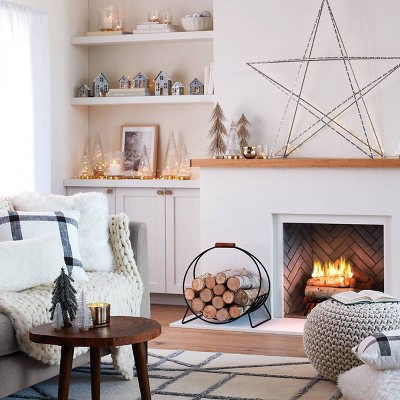 Warm Winter Traditional Living Room Decor Collection Threshold Target