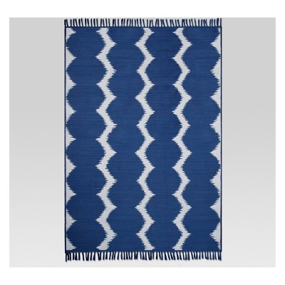 Ikat Dot Cool Outdoor Rug - 5'x7' - Project 62™