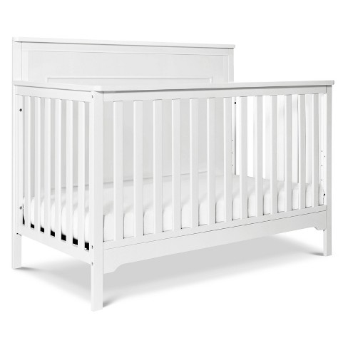 Carter's By DaVinci Dakota 4-in-1 Convertible Crib - White - image 1 of 4