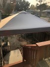Coleman 174 Instant Canopy With Sunwall 10 X10 Gray Target