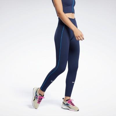 Reebok Studio Lux Perform Leggings Womens Athletic Leggings