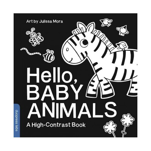 Hello, Baby Animals - by  Duopress (Board_book) - image 1 of 1