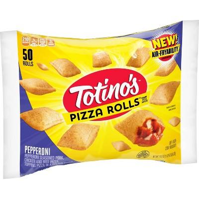Totino's Pepperoni Frozen Pizza Rolls - 24.8oz