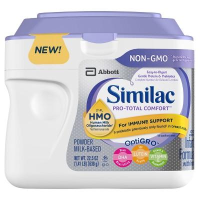 Similac Pro-Total Comfort SimplePac - 22.5oz