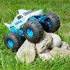 Monster Jam Official Megalodon Storm All-Terrain Remote Control Monster Truck - 1:15 Scale - image 3 of 4