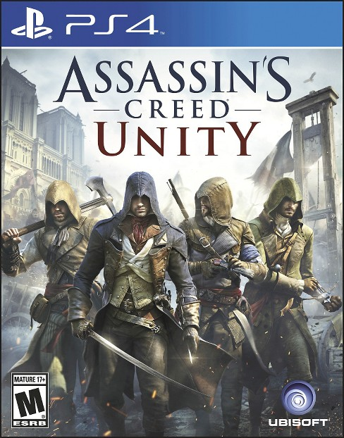 Assassin's Creed: Unity PRE-OWNED PlayStation 4 - image 1 of 1