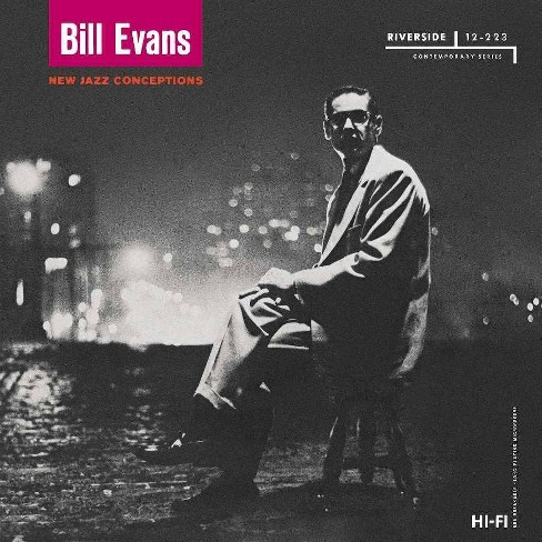 Bill Evans - New Jazz Conceptions (Vinyl) - image 1 of 1