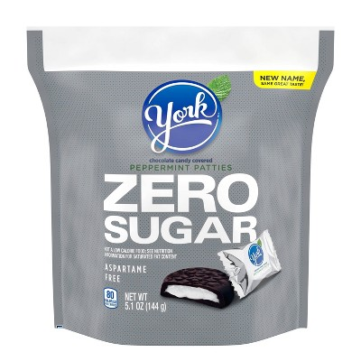 York Sugar Free Pouch - 5.1oz
