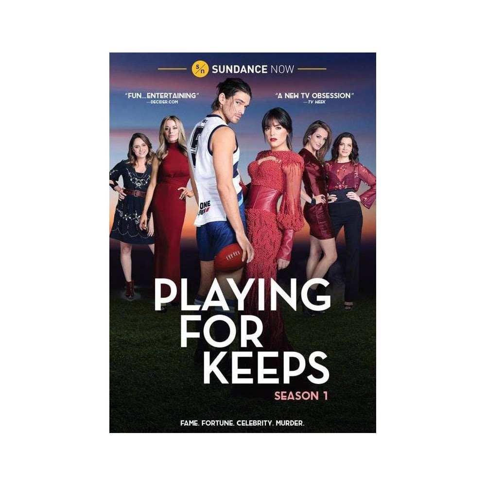 Playing For Keeps The Complete First Season Dvd 2020