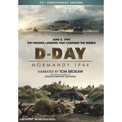 D-Day Normandy 1944 (DVD)(2019) - image 1 of 1