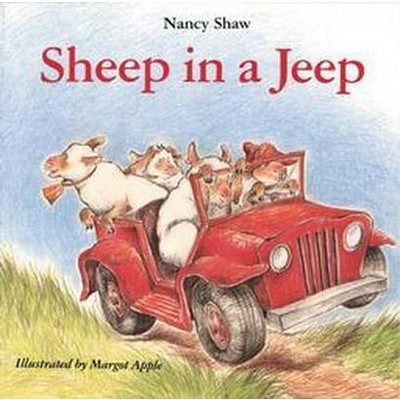 Sheep in a Jeep (Paperback)(Nancy E. Shaw)