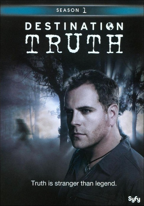Destination truth:Season 1 (DVD) - image 1 of 1