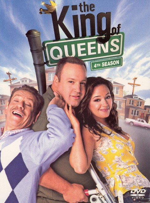 King of queens:Complete fourth season (DVD) - image 1 of 1