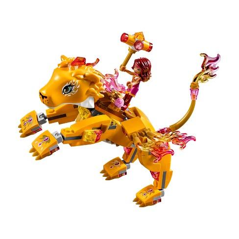 lego elves azari the fire lion capture 41192 target