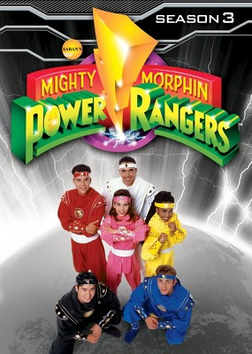 Mighty Morphin Power Rangers: Season 3 (DVD)