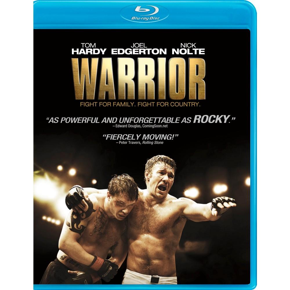 Warrior (Blu-ray), Movies