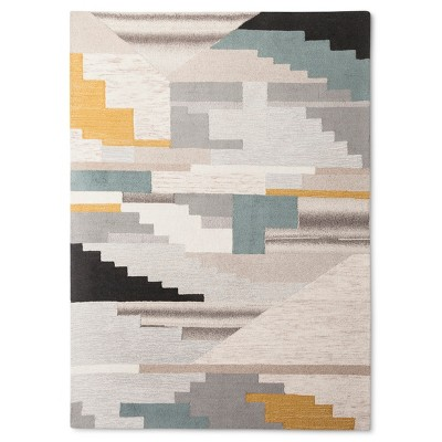 Abstract Tufted Area Rug 7'x10' - Project 62™